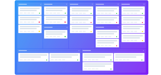 GLIDR business model canvas UI